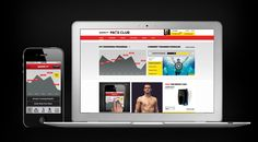 Speedo Pace Club is a multi-faceted website and mobile phone application designed to motivate, inspire and engage fitness and competitive swimmers through providing utility around swim training