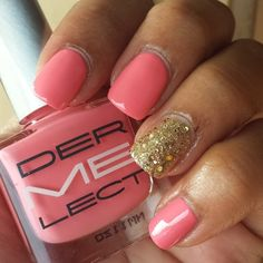 Dermelect 'ME' Lust Struck #nailME #dermelect