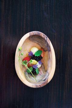 Bergamot Curd With Grapefruit Berries | Recipes | Recipes | Food Arts