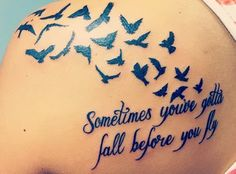 Inspirational tattoos help fulfill a person's constant need to be reminded of the important and good things in life. Here are some of the best designs you can find.