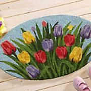 Oval Tulip Welcome Mat, Collections, Etc. Flower Planters, Flower Pots, Easter Crafts, Fun Crafts, Easter Ideas, Easter Inflatables, Collections Etc, Craft Free, Tear
