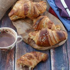 Pretzel Croissants! Anything pretzel I love. Ditto croissants!
