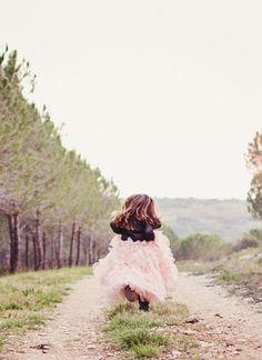 Merci à Alicia et Elisa » Tiara Photographie | Robe enchanteresse enfant