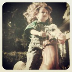#TBT ... wish you could see the #cowboy boots, too #Padgram