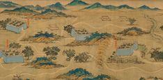 Risultati immagini per mappa antica via della seta