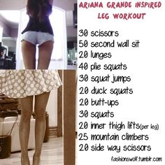 ariana grande before and after thigh gap - Google Search