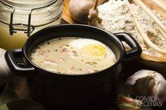 Receita de Sopa de alho em receitas de sopas e caldos, veja essa e outras receitas aqui!