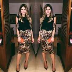 """Night out! #ootn #lookofthenight #thassiastyle #saturdaynight"""