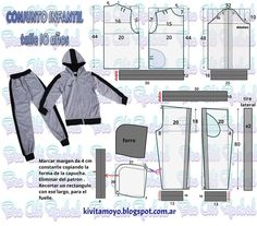 DIY Fashion Ideas – What you Need to be Creative – Designer Fashion Tips Sewing Coat, Sewing Pants, Sewing Clothes, Diy Clothes, Mens Sewing Patterns, Sewing Tutorials, Clothing Patterns, Sewing For Kids, Baby Sewing