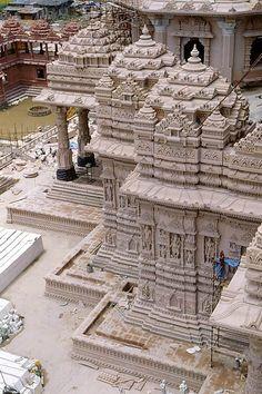 Massive Swaminarayan Temple for New Delhi - Page 2 - SkyscraperCity