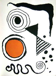 Alexander Calder, Mobile or Cercle Jaune, Contemporary French Tapestries, Charles E Slatkin Inc, New York, 1965. The Carpet Index Library.