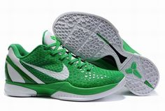 Ken Griffey Shoes Nike Zoom Kobe 6 Green White [Nike Zoom Kobe 6 - The Nike Zoom Kobe 6 Green White has had a few highlights in its run and this latest look just may prove to be one of them. The sneaker is right at home with its green and white colors Cheap Womens Nike Shoes, Buy Nike Shoes, Discount Nike Shoes, Nike Shoes For Sale, Black Nike Shoes, New Kobe Shoes, Kobe Bryant Shoes, Nmd R1, Bape