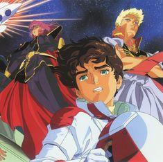 Zeta Gundam, Gundam 00, Gundam Wing, Old Anime, Anime Art, Lynn Minmay, Mecha Anime, Anime Poses, Mobile Suit