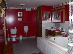 Beautiful Image Detail For  Sports Bath, This Is My Ohio State Bathroom. The White