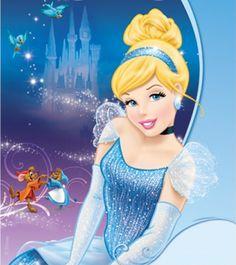 Cinderella wallpaper in The Disney Princess Club