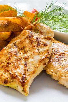Amazing 2 Ingredient Baked Italian Chicken Recipe - 5 Minute Prep Time