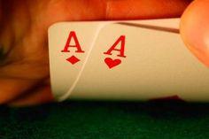 pocket aces.