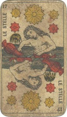 The Star - Tarot Fratelli Armanino, Marsellies 1922 - rozamira tarot - Álbumes web de Picasa