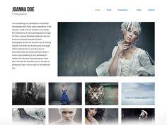 WordPress › portfolio « Free WordPress Themes