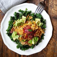 Good morning and happy Tuesday! This is Grace from @gracebrinton & today I'll be bringing you some more #whole30recipes. This morning's brea...