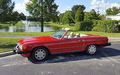 nice 1987 Mercedes-Benz SL-Class SL Class - For Sale View more at http://shipperscentral.com/wp/product/1987-mercedes-benz-sl-class-sl-class-for-sale/