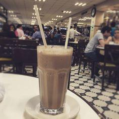 Una deliciosa #champola en el #Café de la #Parroquia http://www.turismoenveracruz.mx #Veracruz #gastronomía