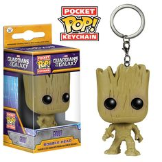 POP Keychain Guardians of the Galaxy Groot