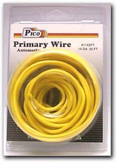 Pico 8131S 12 Gauge Jacketed 2 Conductor Primary Wire 100 per Package