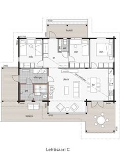 Small House Plans, Buildings, Floor Plans, How To Plan, Home, Little House Plans, Tiny House Plans, Ad Home, Small House Layout