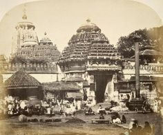 Here is a compilation of some very old photos and paintings of Jagannatha Puri, in Orissa. Many of these photos were taken by William Henry Cornish around Rare Pictures, Rare Photos, Vintage Photographs, Old Photos, Jagannath Temple Puri, Lord Jagannath, Archaeological Survey Of India, Temple Pictures, Temple Architecture