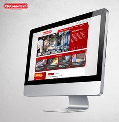 Automatech main page