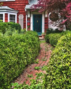 """500px / Photo """"Curving Brick Path"""" by James Kirk"""