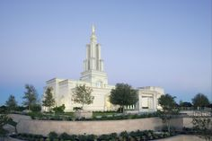 San Antonio, Texas temple.