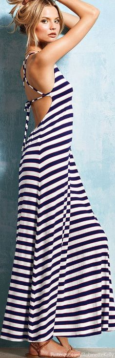 Victoria's Secret | Maxi Cover-Up Dress - you can wear something like this over a T-shirt if you're older.