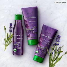 #LoveNature ¡Un cuidado natural y relajante para tu piel!
