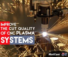 Is the cut quality of your #CNCplasma system deteriorating? Use a number of corrective steps to improve the same.