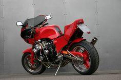 STRANGER BLOG: EGLI -RED BARON- CBX 1000