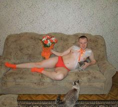 Oh So Not Sexy Profile Pics from Russian Dating Sites -