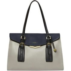 Fiorelli navy mix Jenna bag (1,335 MXN) ❤ liked on Polyvore featuring bags, handbags, shoulder bags, navy blue purse, white purse, fiorelli purses, purse y navy shoulder bag
