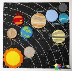 Sistema Solar - Quiet Book