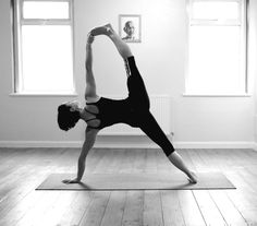 Insane, but lovely, yoga.