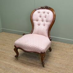Antique Chairs for sale from Antiques world - Buy Victorian, Edwardian & Georgian Dining chairs in Oak, Mahogany & Walnut Antique Chairs For Sale, Antique Dining Chairs, Antique Furniture, Nursing Chair, Handmade Home, Furniture Inspiration, Wingback Chair, Side Chairs, Accent Chairs