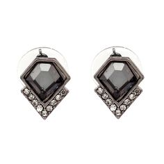 Lea Earrings Grey