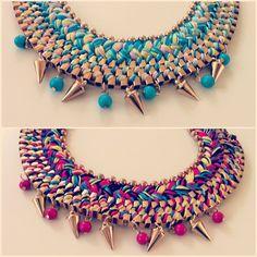 Ibiza Statement necklaces