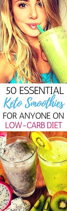 From fat to fab, celebs like Megan Fox, Kim Kadarshian and Adele have lost a lot of weight thanks to the low-carb and ketogenic diet! Sit back, relax, and pour yourself these refreshing Keto smoothies. Here's a great way to get all the delicious flavors you crave into a keto-fied treat, that will leave you wanting more.