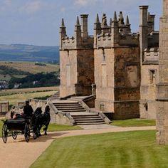 Bolsover Castle, Derbyshire, UK