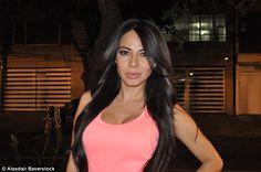 Jimena Sanchez almost without clothes.... ~ Ardan News