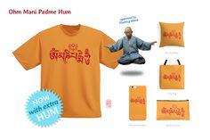 Ohm Mani Padme Hum http://www.redbubble.com/people/73553/works/5409574-ohm-mani-padme-hum
