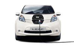Review of the all-electric, new Nissan LEAF 2013