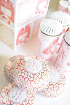 Voluspa Macaron - candle and diffuser available in our Del Mar and Pacific Beach store